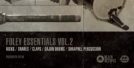 Foley essentials vol 2 1000 x 512
