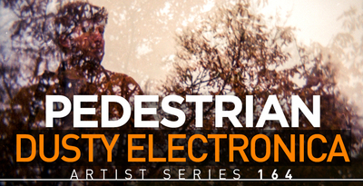 Artist series pedestrian electronica drums and music loops 1000x512hr