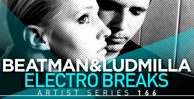 Beatman   ludmilla electro breaks drums and synth sounds