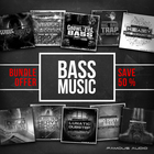 Bass music bundle 1000x1000