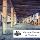 Vintage house and techno 1kx1k