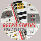 Retro synths for ableton 1000x
