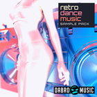 Retro dance music 1000 x 1000