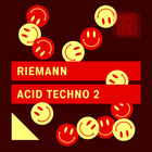 Riemann acid techno 2 cover artwork